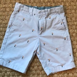Crewcuts Boys Shorts with Pelican Embroider